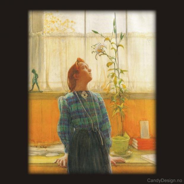 Maleri etter Carl Larsson