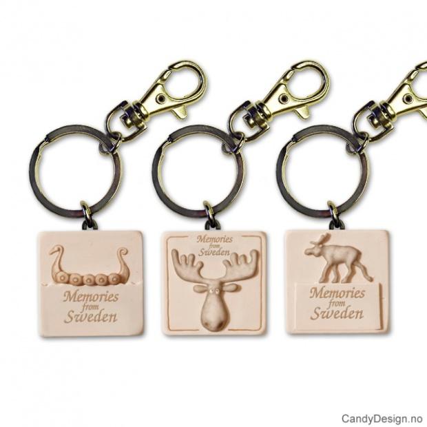 Special nøkkelringer