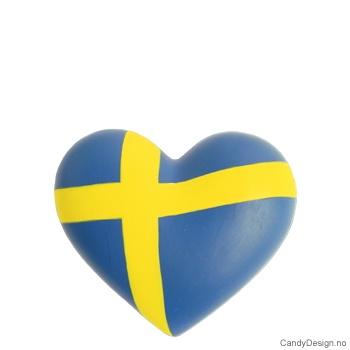 Blyantspissere i svenske farger