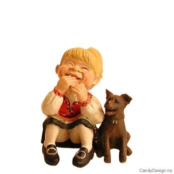 Bunadsjente med hund