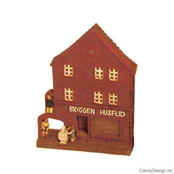 Bryggen i Bergen suvenir hus - Bryggen Husflid