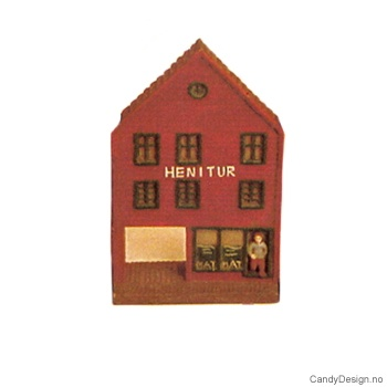 Bryggen i Bergen suvenir hus  Henitur