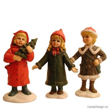 Julebarn assortert