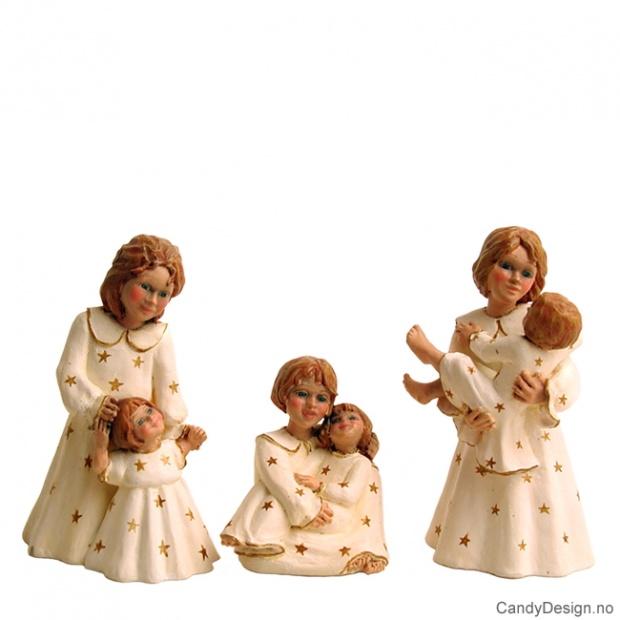 Småengler med barn