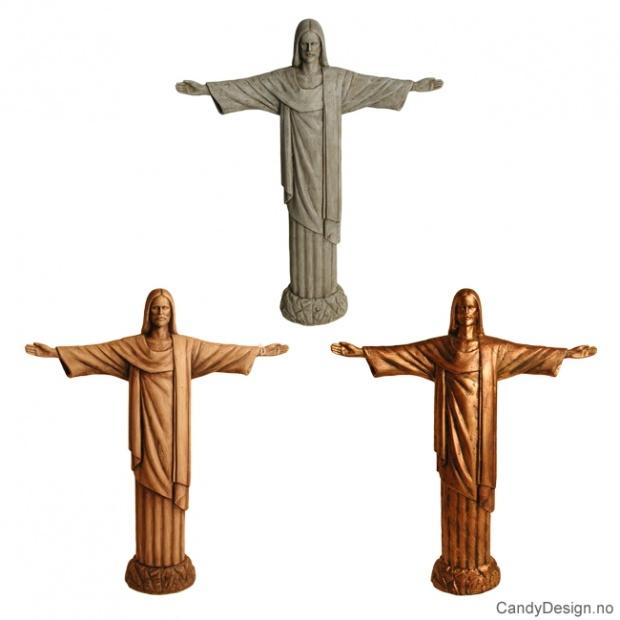 Christus i Rio skulptur