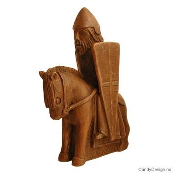 Stort Vikingegudebilde suvenir