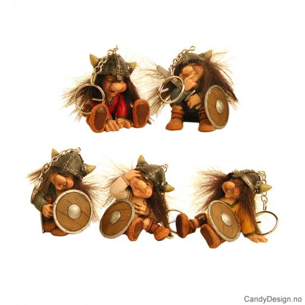 Viking suvenir nøkkelringer