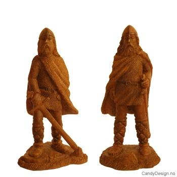Vikinger i antikk