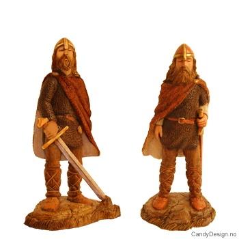 Vikinger i farger