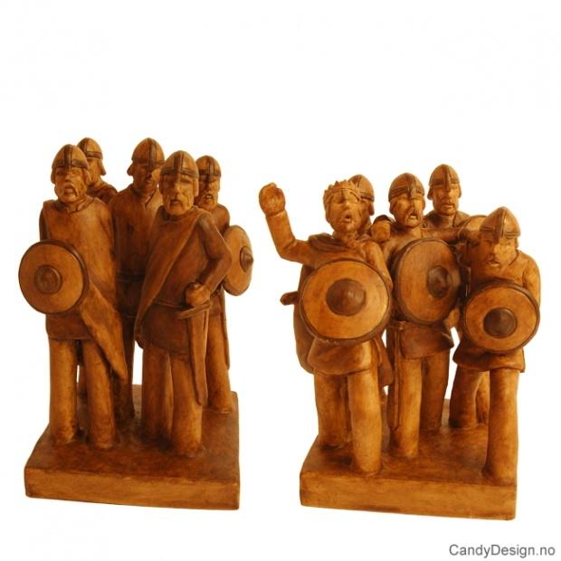 Vikingegrupper i antikk