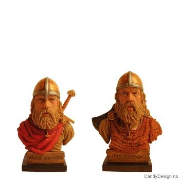 Mini vikingebyster assortert