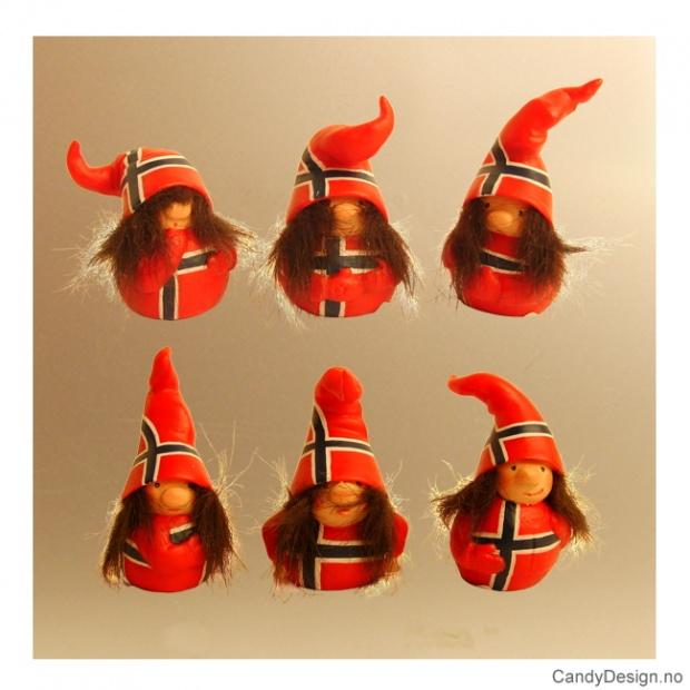 Norske nisse magneter