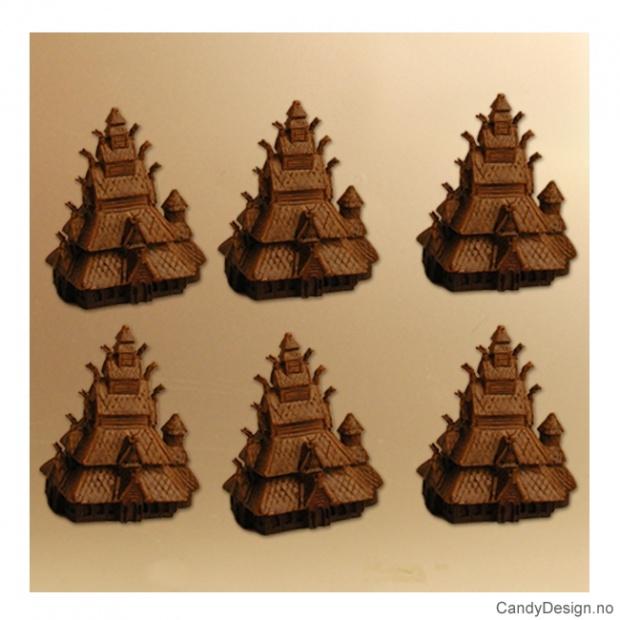 Magnet stavkirke