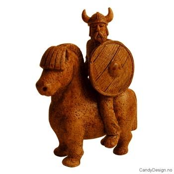 Viking på hest