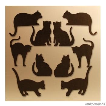 Katter med magneter