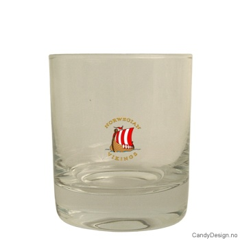 Whiskey glass - Vikingskip