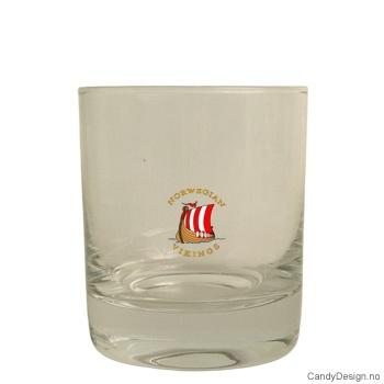 Whiskey glass - Vikingskip