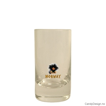 Lavt shotglass - Troll