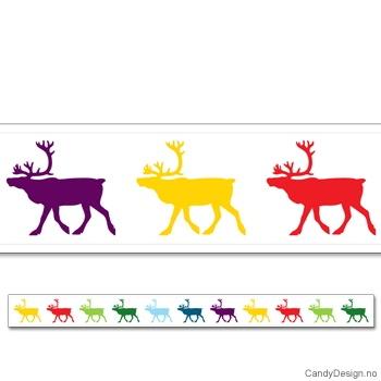 Snaprefleks - Reinsdyr